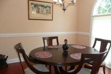 Home Plan Design - Southern Interior - Dining Room Plan #21-102