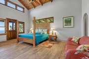 Ranch Style House Plan - 3 Beds 2.5 Baths 2693 Sq/Ft Plan #140-149 Interior - Master Bedroom