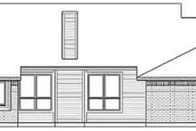 Traditional Exterior - Rear Elevation Plan #84-224