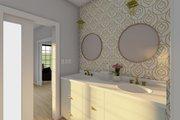 Farmhouse Style House Plan - 2 Beds 2 Baths 988 Sq/Ft Plan #126-236