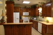 Architectural House Design - Ranch Photo Plan #21-156