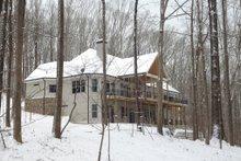 Craftsman Exterior - Rear Elevation Plan #119-367