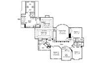 Country Floor Plan - Upper Floor Plan Plan #927-37