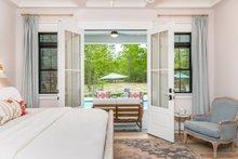 House Design - Farmhouse Interior - Master Bedroom Plan #51-1160