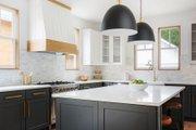 Craftsman Style House Plan - 3 Beds 3 Baths 2590 Sq/Ft Plan #461-73 Interior - Kitchen