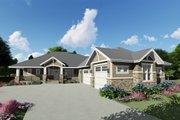 Craftsman Style House Plan - 2 Beds 2.5 Baths 2366 Sq/Ft Plan #1069-14