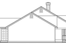 Ranch Exterior - Other Elevation Plan #124-312