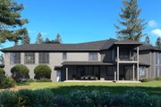 Traditional Style House Plan - 4 Beds 6.5 Baths 6320 Sq/Ft Plan #1066-127 Exterior - Other Elevation