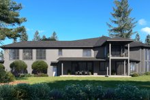 Dream House Plan - Traditional Exterior - Other Elevation Plan #1066-127