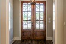 House Design - Country Interior - Entry Plan #430-194