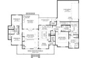 Farmhouse Style House Plan - 3 Beds 2.5 Baths 2216 Sq/Ft Plan #1074-13 Floor Plan - Other Floor Plan
