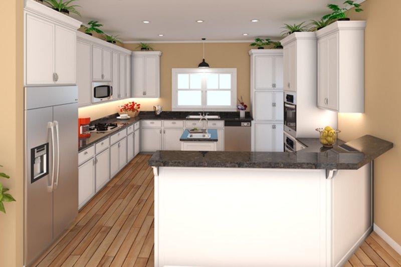 Craftsman Interior - Kitchen Plan #21-275 - Houseplans.com