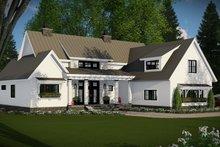 Home Plan - Farmhouse Exterior - Front Elevation Plan #51-1130