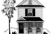 House Plan Design - Farmhouse Exterior - Front Elevation Plan #410-248