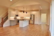 Ranch Style House Plan - 3 Beds 2.5 Baths 2004 Sq/Ft Plan #1070-28 Interior - Kitchen
