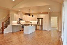 Ranch Interior - Kitchen Plan #1070-28