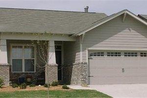 Cottage Exterior - Front Elevation Plan #63-148