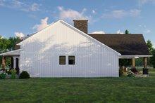 Dream House Plan - Farmhouse Exterior - Other Elevation Plan #1064-116