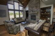 Craftsman Style House Plan - 3 Beds 3.5 Baths 2360 Sq/Ft Plan #892-13 Interior - Other