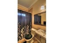 House Plan Design - European Interior - Bathroom Plan #430-52