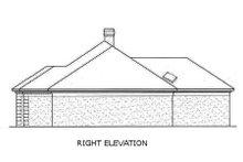 Home Plan Design - European Exterior - Other Elevation Plan #45-143