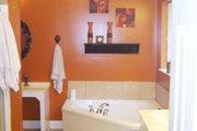 Craftsman Style House Plan - 3 Beds 2 Baths 1604 Sq/Ft Plan #21-344 Interior - Master Bathroom