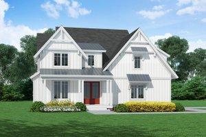 Farmhouse Exterior - Front Elevation Plan #929-1135