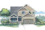 Craftsman Style House Plan - 3 Beds 2.5 Baths 1949 Sq/Ft Plan #53-466