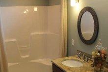 Craftsman Interior - Master Bathroom Plan #20-2325