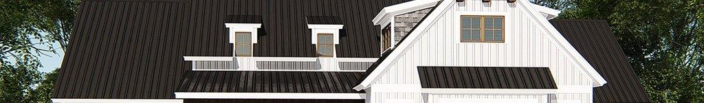 Craftsman Farmhouse Floor Plans, Home Plans & Designs