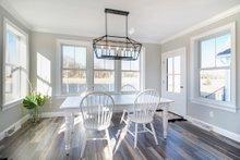 Architectural House Design - Farmhouse Interior - Dining Room Plan #928-328