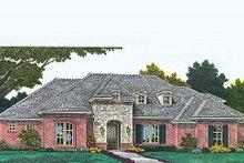 Home Plan - European Exterior - Front Elevation Plan #310-965