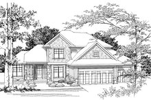 Home Plan - Ranch Photo Plan #70-1033