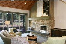 Craftsman Interior - Family Room Plan #892-7