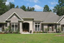 Dream House Plan - European Exterior - Other Elevation Plan #21-298