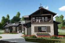 Farmhouse Exterior - Other Elevation Plan #1069-21