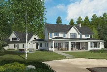 Farmhouse Exterior - Front Elevation Plan #928-341