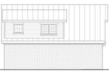 Dream House Plan - Craftsman Exterior - Other Elevation Plan #124-941