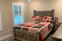House Design - Cottage Interior - Master Bedroom Plan #44-165