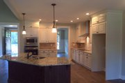 Traditional Style House Plan - 4 Beds 3 Baths 2899 Sq/Ft Plan #927-6 Interior - Kitchen