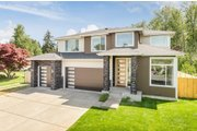 Contemporary Style House Plan - 4 Beds 2.5 Baths 3384 Sq/Ft Plan #1066-121 Exterior - Other Elevation