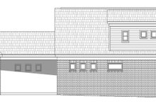 Dream House Plan - Cottage Exterior - Other Elevation Plan #932-24