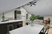 Farmhouse Style House Plan - 6 Beds 4.5 Baths 4658 Sq/Ft Plan #1060-48