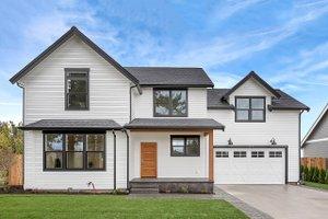 Farmhouse Exterior - Front Elevation Plan #1070-1