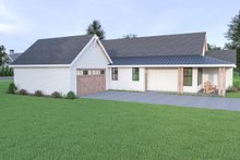 Dream House Plan - Craftsman Photo Plan #1070-90