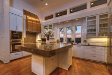 Contemporary Interior - Kitchen Plan #935-5