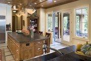 Craftsman Style House Plan - 5 Beds 5.5 Baths 5250 Sq/Ft Plan #48-466 Interior - Kitchen