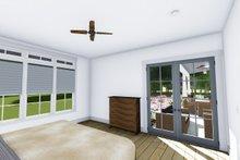 Farmhouse Interior - Master Bedroom Plan #1069-2