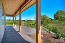 Craftsman Exterior - Covered Porch Plan #1070-5