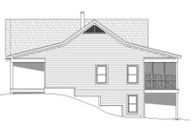 House Plan Design - Country Exterior - Other Elevation Plan #932-37